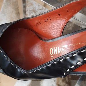 Salvatore Ferragamo Shoes - Ferragamo clearout! slingbacks 9